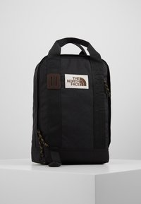 The North Face - TOTE PACK UNISEX - Rygsække - black heather - 0