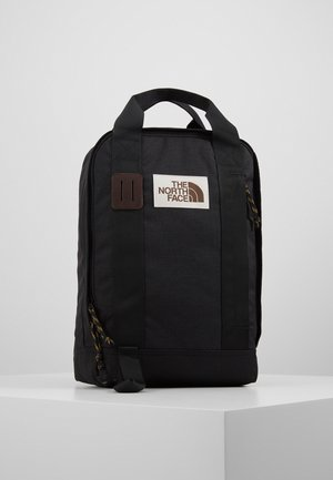 TOTE PACK UNISEX - Batoh - black heather