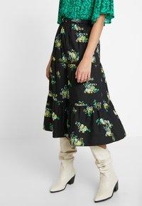 Résumé - SONJA SKIRT - A-line skirt - black - 0