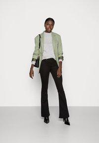 LOIS Jeans - RAVAL LEA SOFT COLOUR - Bukse - black - 1