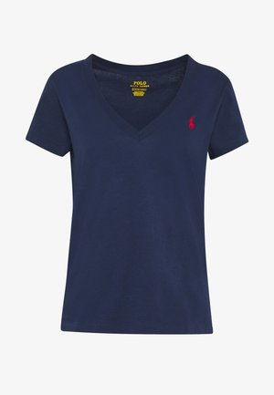 T-shirts - cruise navy