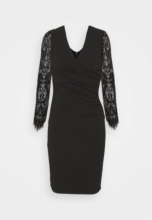 SAVANNA PETITE - Cocktail dress / Party dress - black