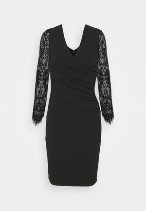 SAVANNA PETITE - Vestido de cóctel - black