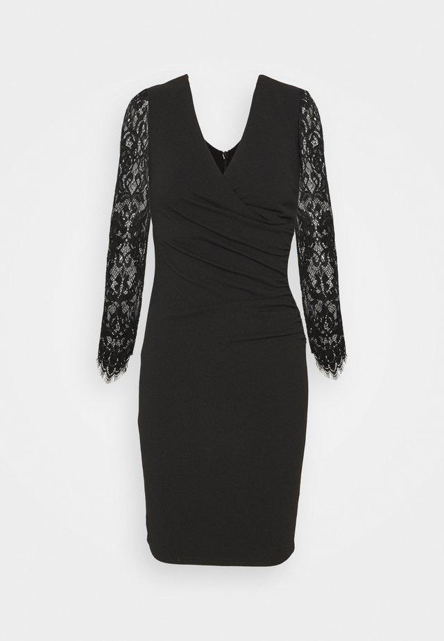 SAVANNA PETITE - Vestito elegante - black