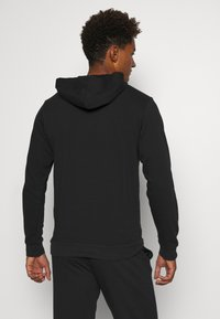 adidas Performance - ESSENTIALS SPORTS TRACKSUIT - Survêtement - black - 2