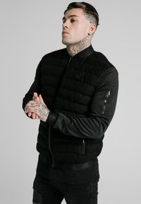 SIKSILK - STORM BUBBLE - Light jacket - black - 0