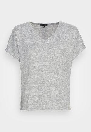 SABLET - Camiseta básica - easy grey