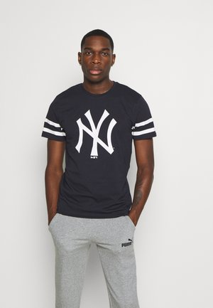 MLB NEW YORK YANKEES TEAM TEE - Club wear - navy
