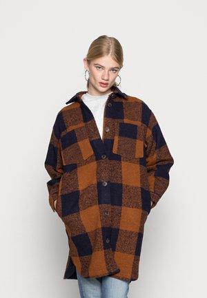 Cappotto invernale - sudan brown