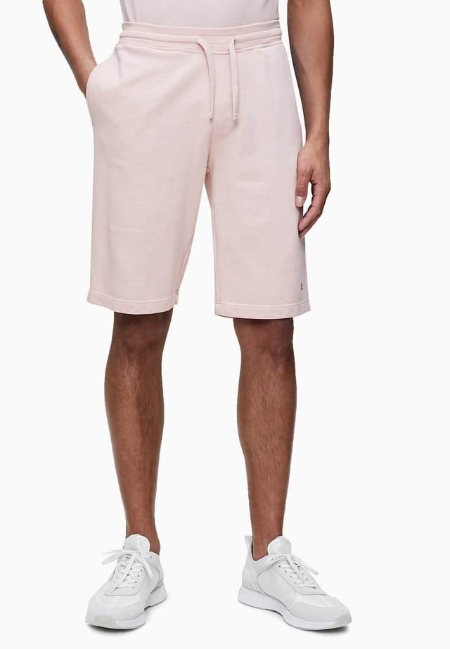 TERRY  - Shorts - nude lustre