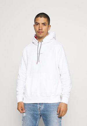 SUMMER GRAPHIC BACK PRINT HOODIE - Sweatshirt - bright white