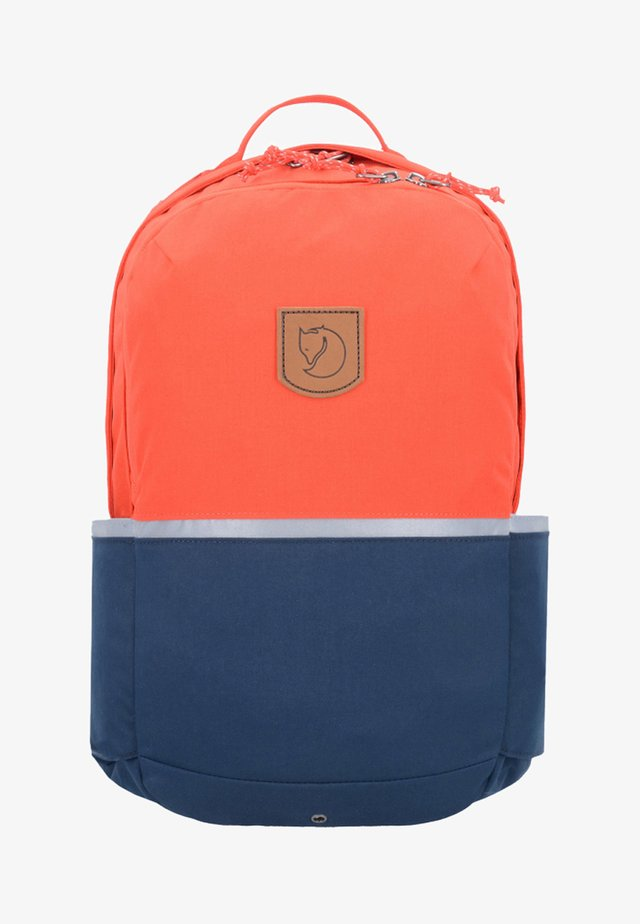 HIGH COAST  - Rucksack - orange/navy