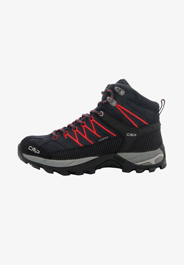 "CMP DAMEN ""RIGEL MID WMN WP"" - Hiking shoes - anthrazit (14)"
