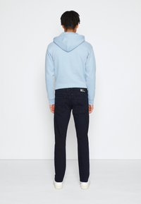 TOM TAILOR DENIM - PIERS - Slim fit jeans - blue/black denim - 2