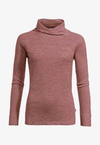 Vaude - Long sleeved top - dusty rose - 0