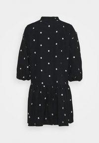 YAS - YASCALIA MIDI DRESS - Day dress - black - 1