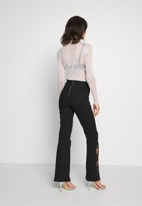 Tiger Mist - SIDNEY PANT - Kalhoty - black - 2