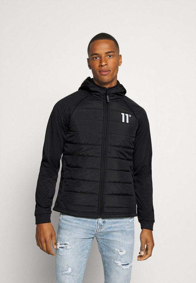 NEOPRENE HYBRID JACKET - Summer jacket - black