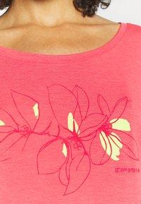 Icepeak - MERRIAM - Maglietta a manica lunga - hot pink - 5