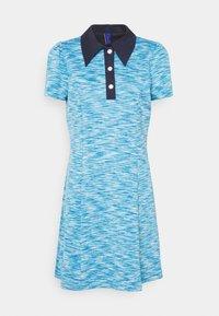 Résumé - DANNON DRESS - Day dress - electric blue - 5