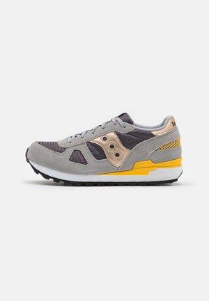 SHADOW ORIGINAL UNISEX - Sneakers laag - grey/yellow