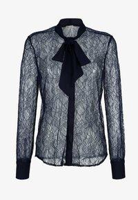 Alba Moda - Button-down blouse - marineblau - 5