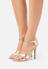 Anna Field - High heeled sandals - gold - 0