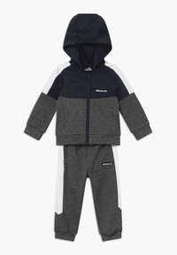 Ellesse - DOUG BABY SET - Tracksuit - dark grey/navy - 0