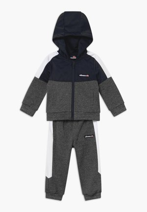 DOUG BABY SET - Tracksuit - dark grey/navy