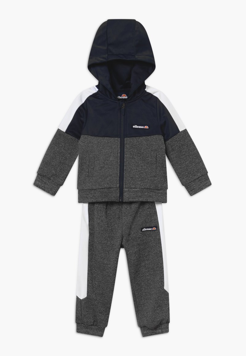 Ellesse - DOUG BABY SET - Tracksuit - dark grey/navy