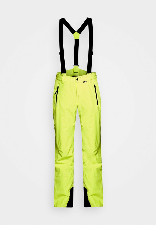 FREIBERG - Pantaloni da neve - aloe