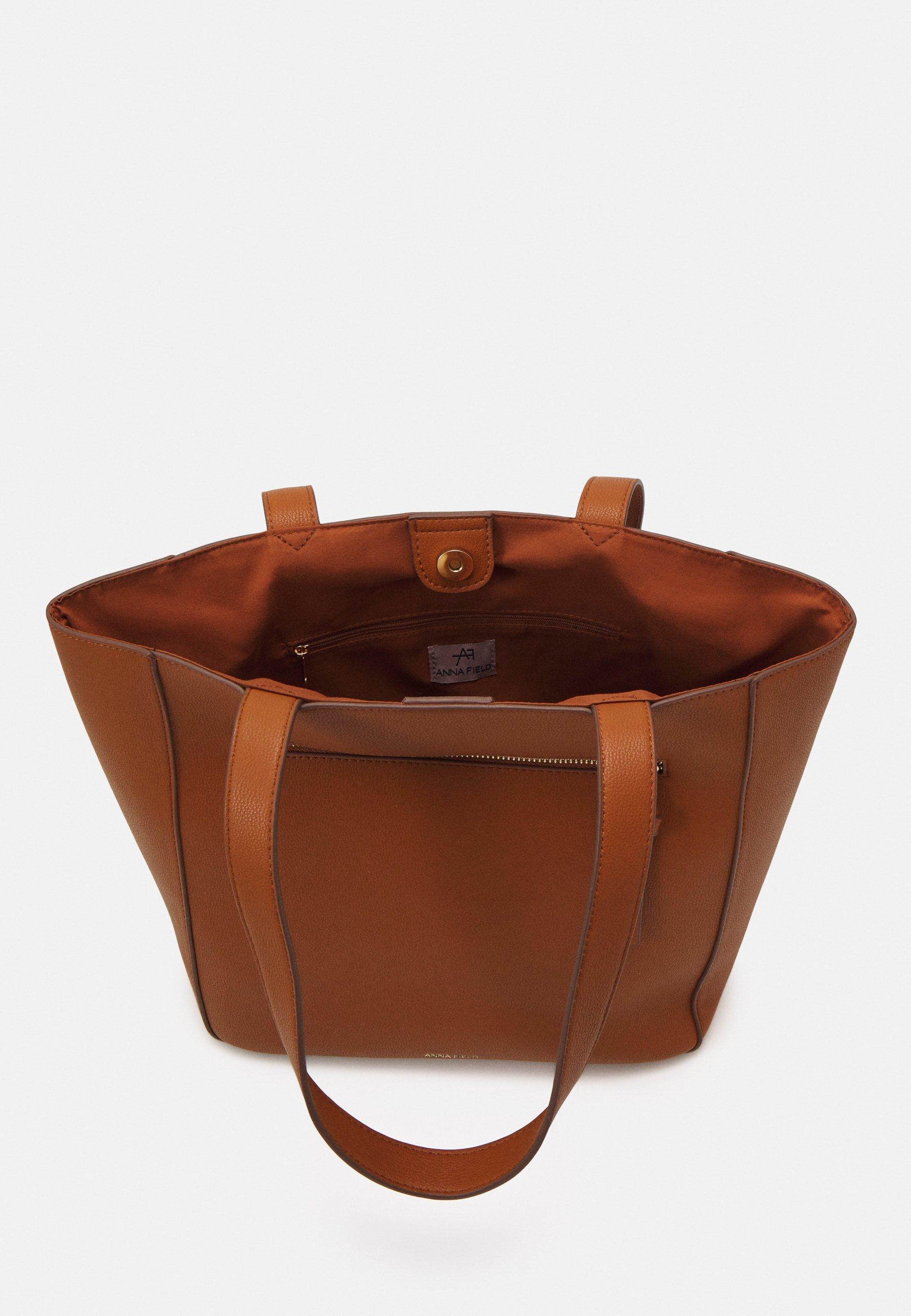 Anna Field Handtasche - Cognac