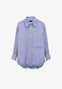 Uterqüe - Summer jacket - lilac - 5