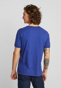 Best Company - BASIC  - Print T-shirt - blue - 2