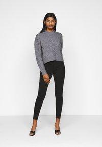 Fashion Union Petite - CABBIE - Jumper - grey - 1