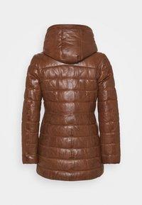 Oakwood - STEFFY - Winter coat - cognac - 1