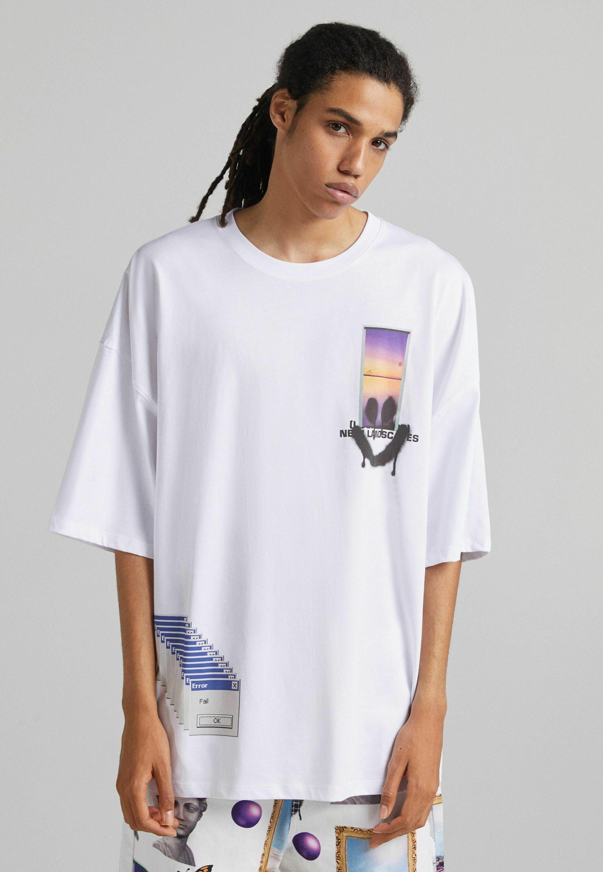 Damen OVERSIZED - T-Shirt print