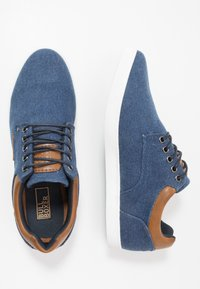 Bullboxer - Chaussures à lacets - navy - 1