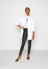 Fila Tall - EVERY TURTLE TEE - T-shirt print - bright white - 1
