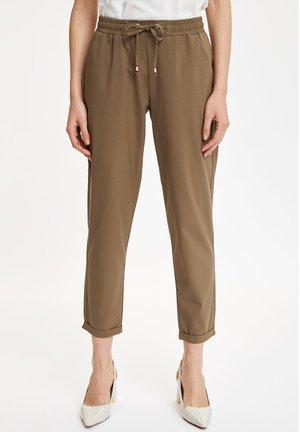 DEFACTO  WOMAN  - Trousers - beige