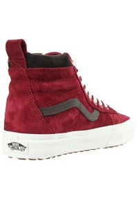 Vans - Sneaker high - red - 3