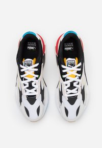 Puma - RS-X³ - Sneakersy niskie - white/black - 3