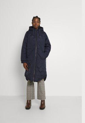 ANIMI - Winter coat - navy blazer