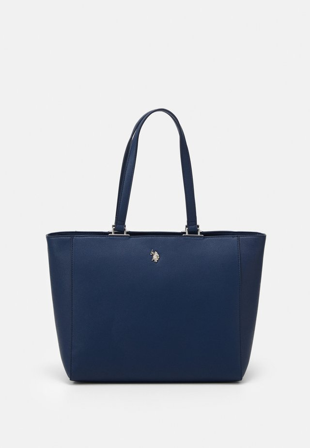 JONES - Handbag - navy