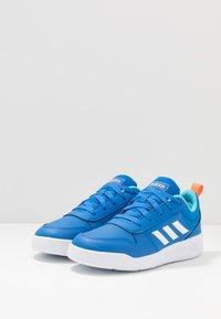 adidas Performance - VECTOR K UNISEX - Sportschoenen - glow blue/footwear white - 3