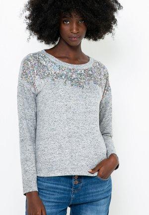 Pullover - dark gray/anthracite