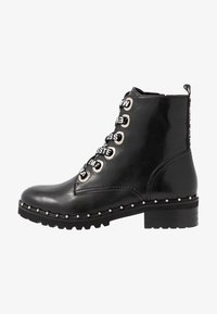 Steve Madden - TESS - Bottines à lacets - black - 1