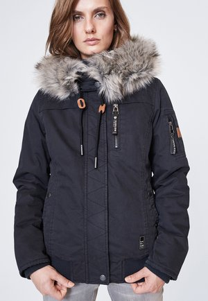 GI-GI  - Winter jacket - dark grey