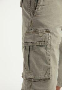 Mo - Shorts - khaki - 3