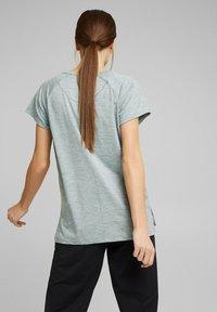 Esprit Sports - MIT E-DRY - Sports shirt - dusty green - 1